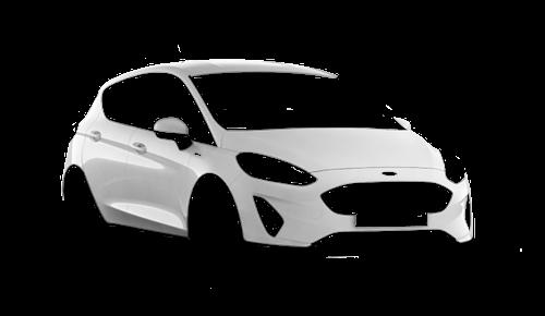 Цвета кузова Fiesta Active
