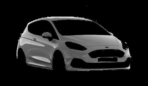 Цвета кузова Fiesta ST